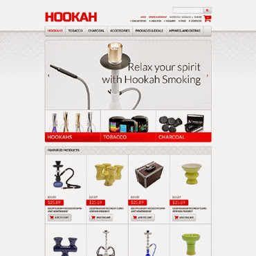 Exclusive Hookah Products