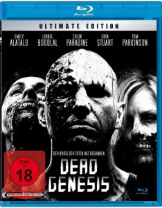 Dead Genesis (2010) BluRay 720p 600MB