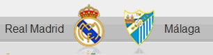 Real Madrid will face Malaga tonight at Santiago Bernabeu Stadium