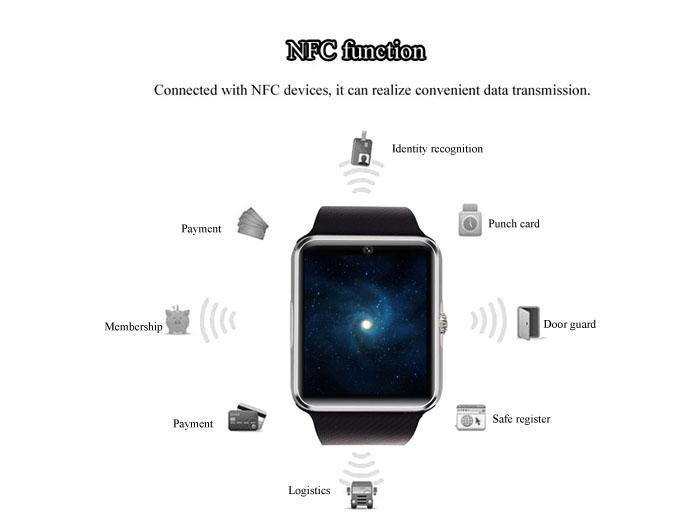 Đồng hồ thông minh Smart Watch GT08