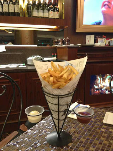 Truffle Fries - $15