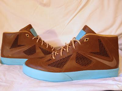 nike lebron 10 sportswear ss lifestyle hazelnut 1 09 Where LeBron X Meets Blazer. Nike LeBron X NSW Lifestyle.