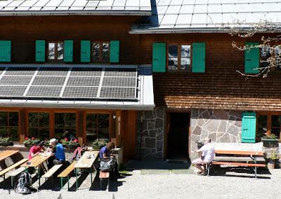Schwarzenberghütten Hindelang