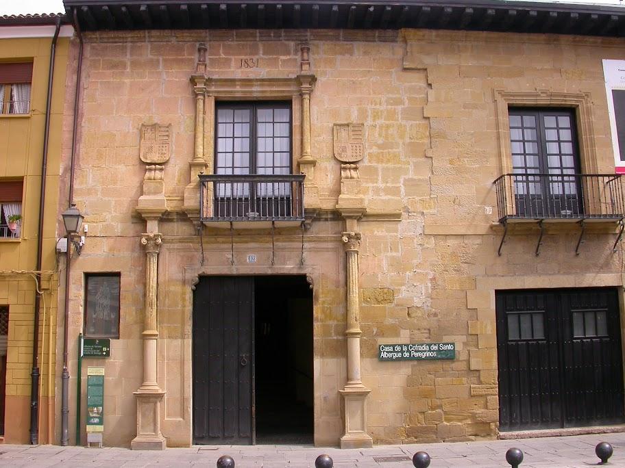 Albergue de peregrinos Casa del Santo, Santo Domingo de la Calzada, La Rioja, Camino de Santiago