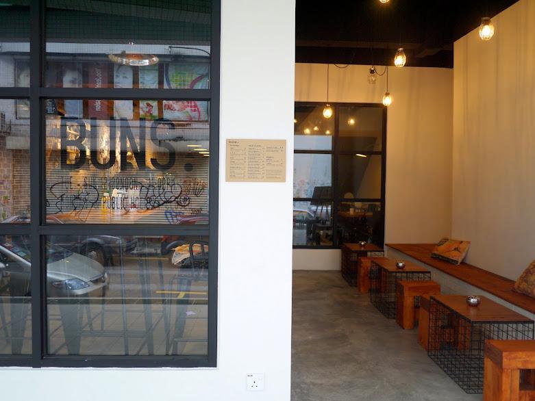 Buns. Burger Bar Desa Sri Hartamas KL
