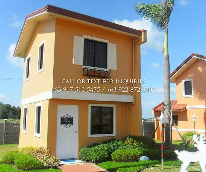 Photos of MARGA - Camella Carson | House and Lot for Sale Daang Hari Bacoor Cavite