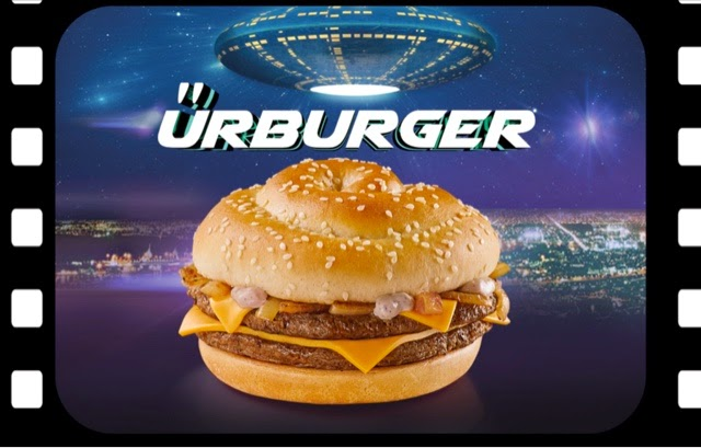 McDonald's Foie Gras Burger