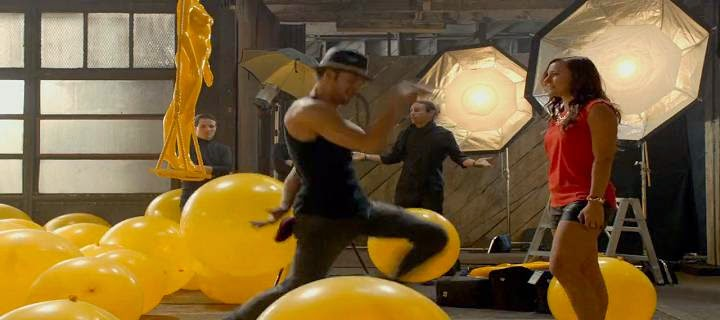 Screen Shot Of Hollywood Movie Step Up All In (2014) Download And Watch Online Free at Alldownloads4u.Com