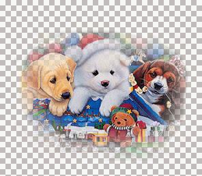 Christmas puppies-----Laufey.jpg