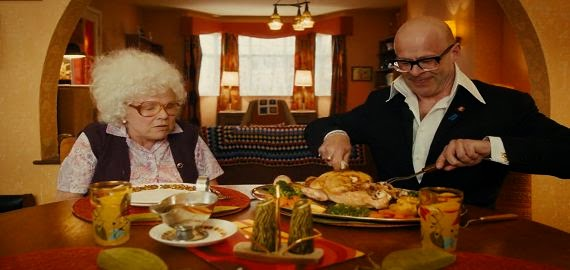 Screen Shot Of Hollywood Movie The Harry Hill Movie (2013) Download And Watch Online Free at alldownloads4u.com