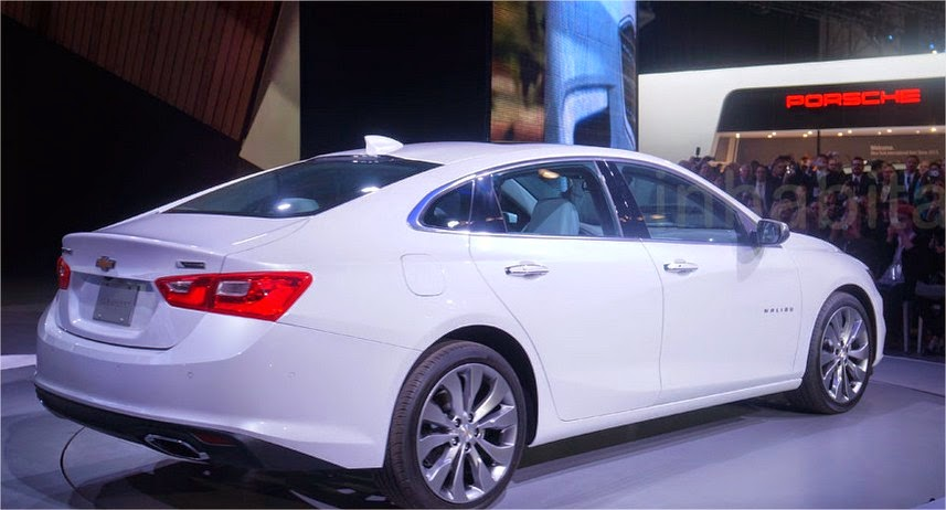2016 Chevy Malibu Hybrid to Warn Accord Hybrid