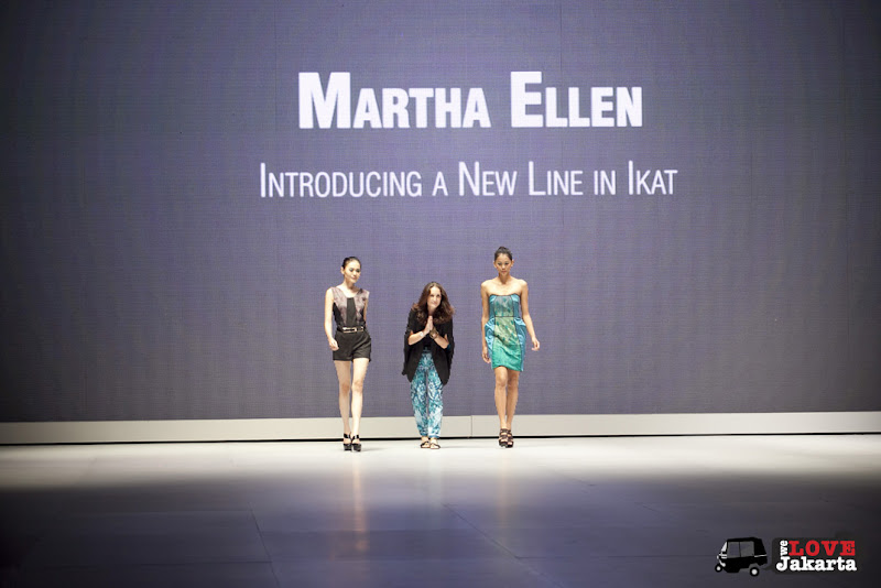 Martha Ellen_Introducing a New Line in Ikat_Indonesia Fashion Week 2013_JCC Senayan_Jakarta