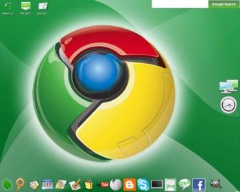 Inilah laptop terbaru berbasis Google Chrome OS untuk Cloud Computing