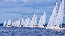 J/70s starting at North Americans off Annapolis, MD