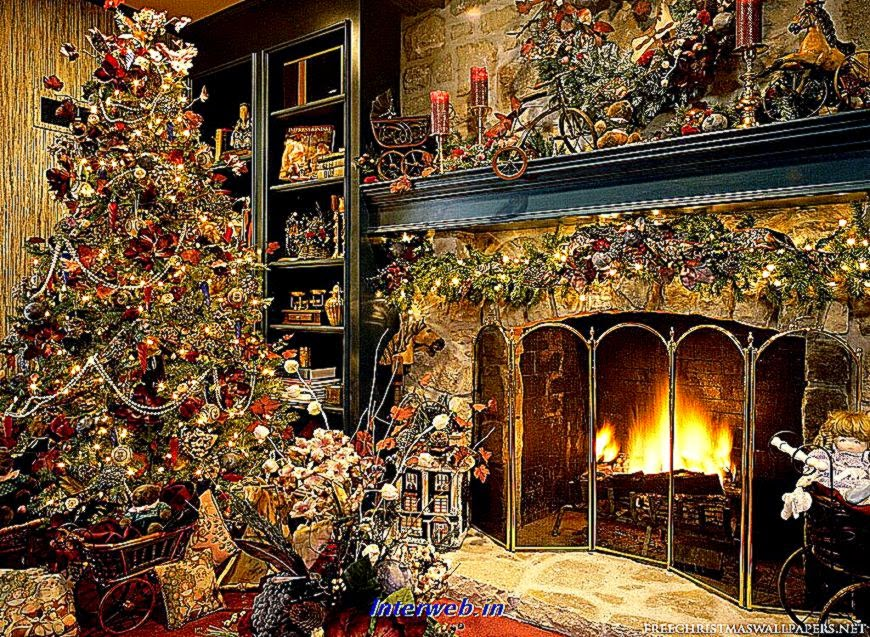 Best Free HD Wallpaper Animated Christmas Backgrounds For