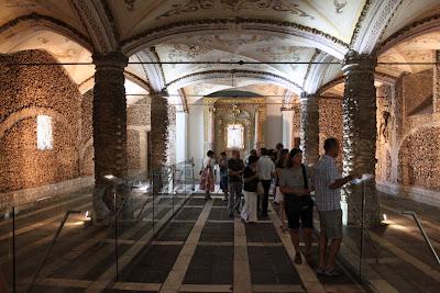 Capela dos Ossos - Évora - Portugal