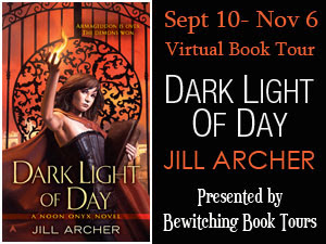 Dark Light of Day by Jill Archer Tour hosted by Bewitching Book Tours