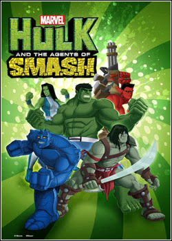 Hulk and the Agents of S.M.A.S.H. 1ª Temporada S01 Especial Galactus Goes Green DVDRip  Legendado