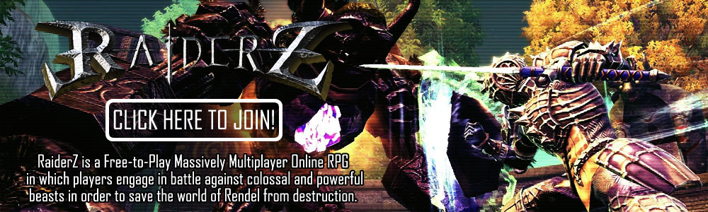 RaiderZ, Monster Hunting MMORPG. Free-To-Play. Join Now!