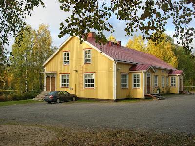 Niinilahden koulu/kylätalo