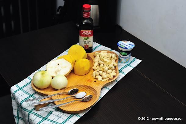 Razvan Anton ingrediente supa crema de usturoi