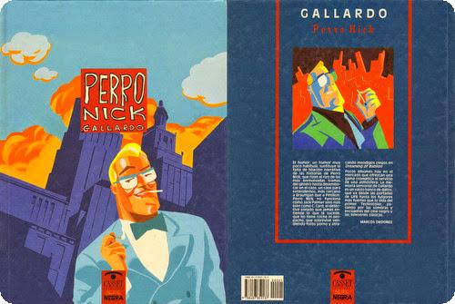 Perro Nick – Gallardo Cómic Español