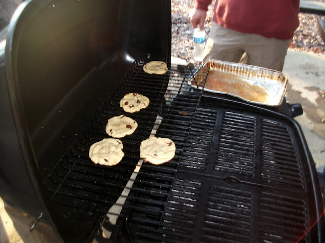 Grilled Cookies