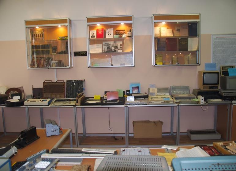 Музей вычислительной техники DSC 0732