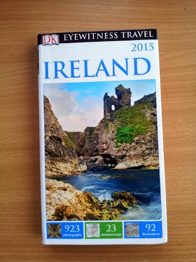DK eyewitness travel: Ireland