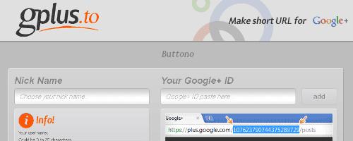 Free URL Shortener Service – Gplus.to