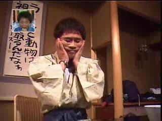 「ダウンタウンのガキの使いやあらへんで !! 5 浜田・山崎・田中 絶対笑ってはいけない温泉宿 1泊2日の旅 in 湯河原」の画像