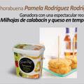 """I Concurso de Recetas """"Harinas Creativas"""" Santa Rita"""
