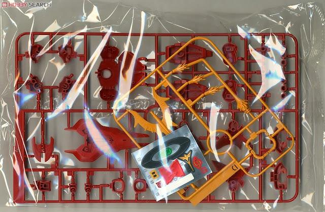 Mô hình MSN-04 Sazabi SD Gundam BB 382 - chất liệu nhựa cao cấp an toàn