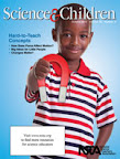 Cover of October 2012 Science & Children