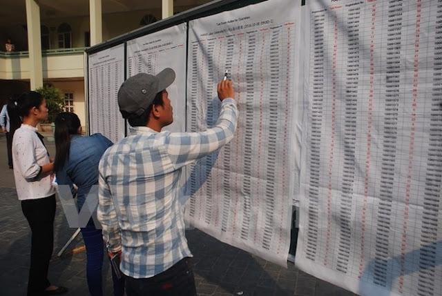 Ba thị trường Đông Bắc Á xếp đầu về mức độ hấp dẫn lao động Việt