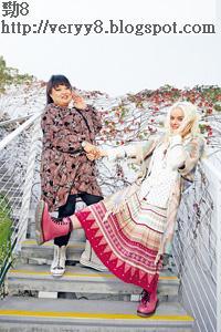 《老表,你好嘢!》 【專訪】雙妹 雙倍正能量 「鬼妹」陳明恩和「肥妹」陳嘉佳