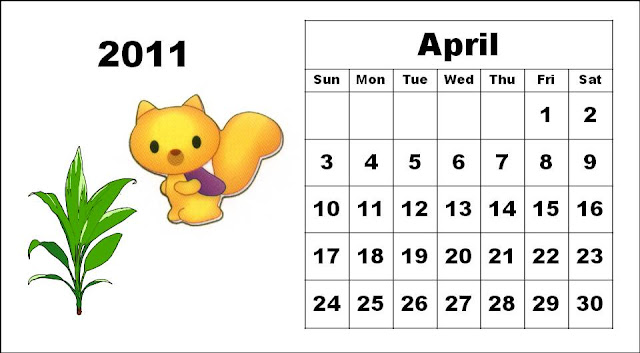 april may 2011 calendar template. free april 2011 calendar