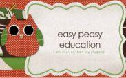 easy peasy education