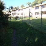 Track around fence (57407)