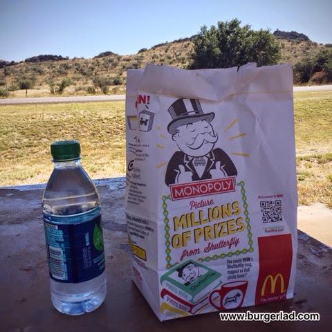 McDonald's Bacon Habanero Ranch Quarter Pounder