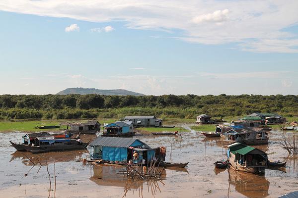 floating village chong tonle sap