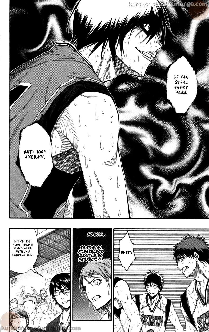 Kuroko no Basket Manga Chapter 104 - Image 16