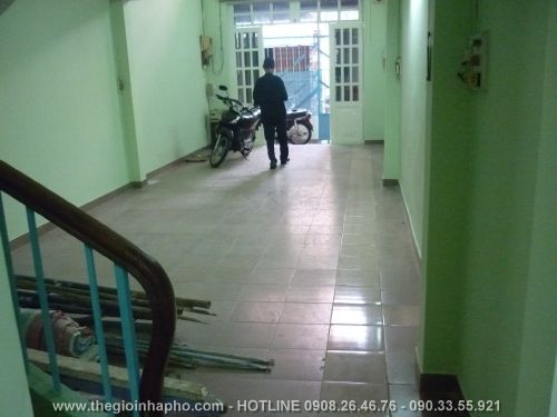 Bán nhà Cách Mạng Tháng Tám, Quận Tân Bình giá 3, 6 tỷ - NT101