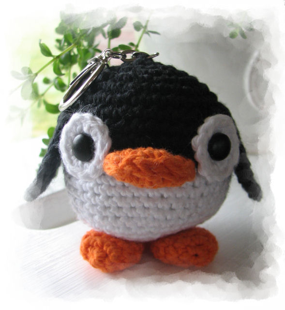Pinguin Simply Made By Alma