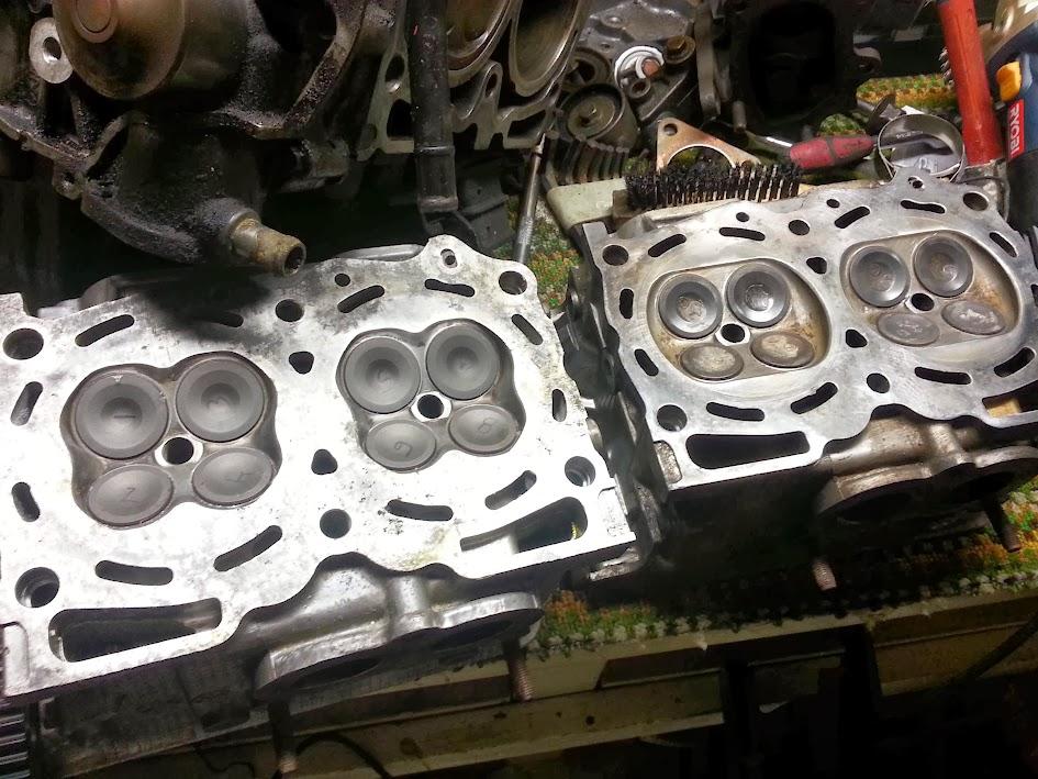 Backwards Frankenmotor? (EJ22 w/ EJ25 heads) - Subaru