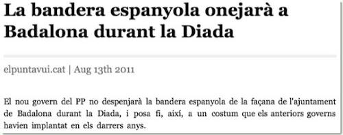 Notícia El Punt Avui