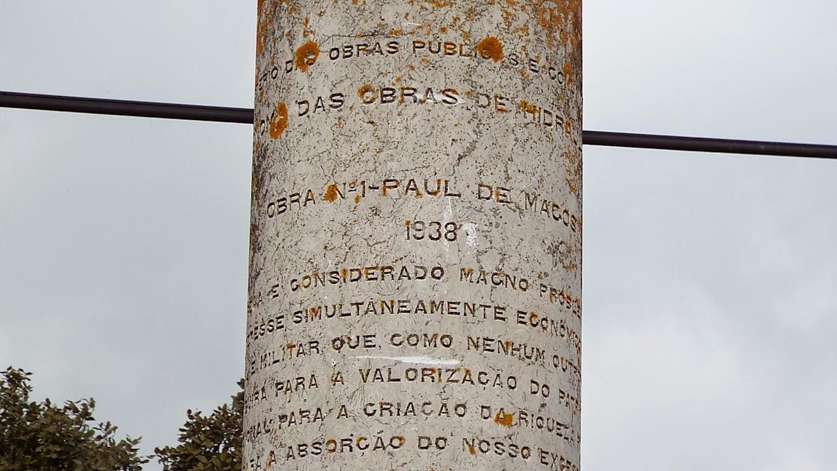 ÀS VOLTAS NO MEU QUINTAL Barragem12