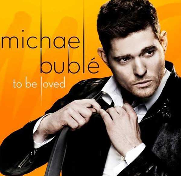 Michael Bublé, portada To be loved