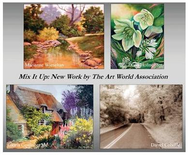 Mix it Up: New work by the Art World Association