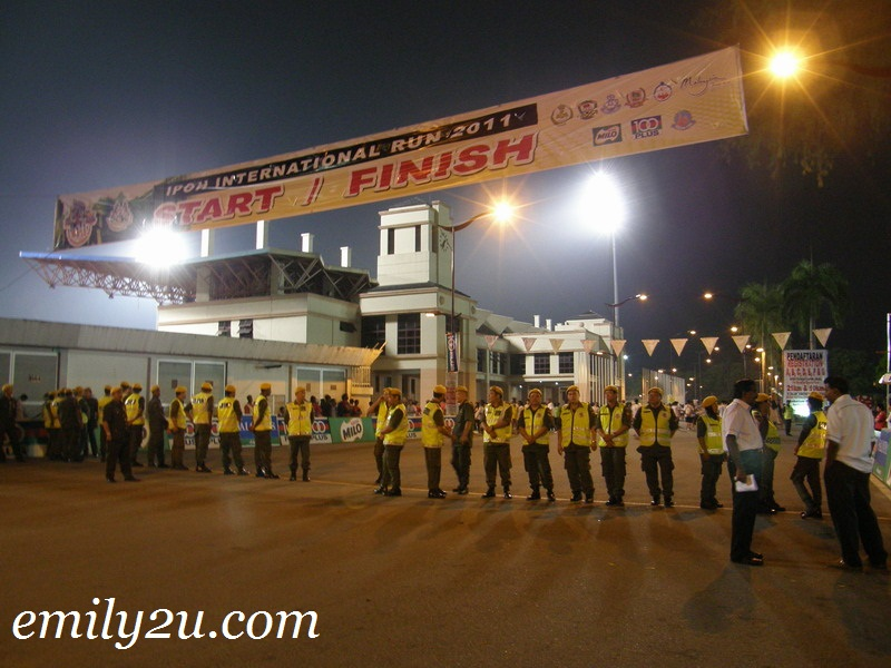 Ipoh International Run 2011